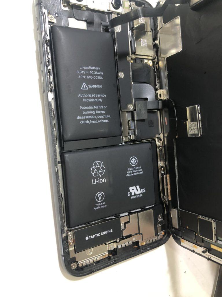 宮崎iPhoneX修理
