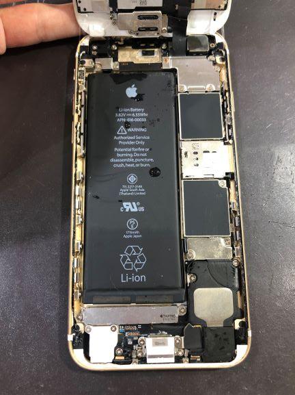 iPhone修理みやざき