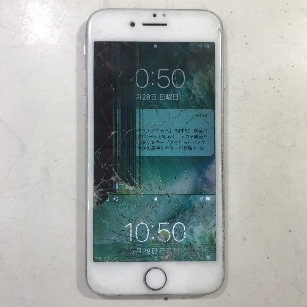 iPhone6S修理宮崎