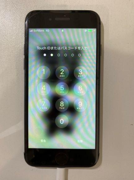iPhone不具合修理