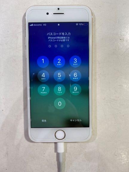 宮崎市iPhone6s電源入らない