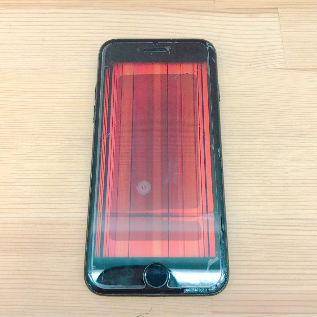 iPhone液晶交換前