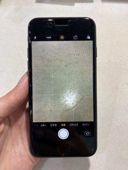 宮崎iPhone修理カメラ