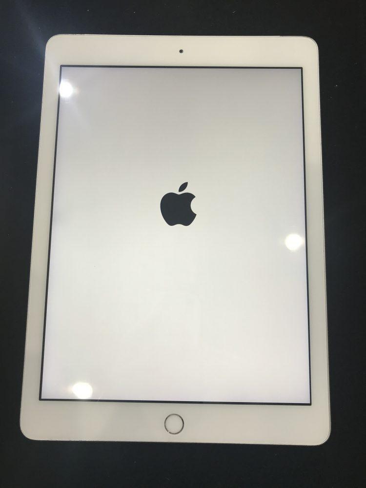 iPad画面修理後