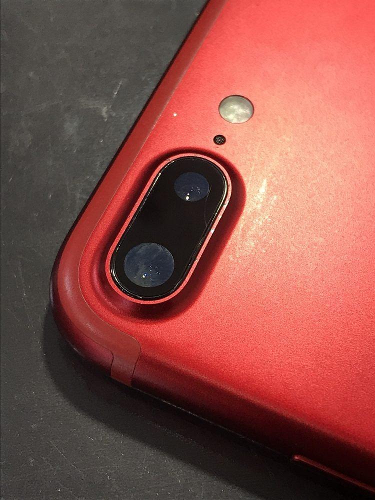 iPhone7Plusカメラレンズ修理後