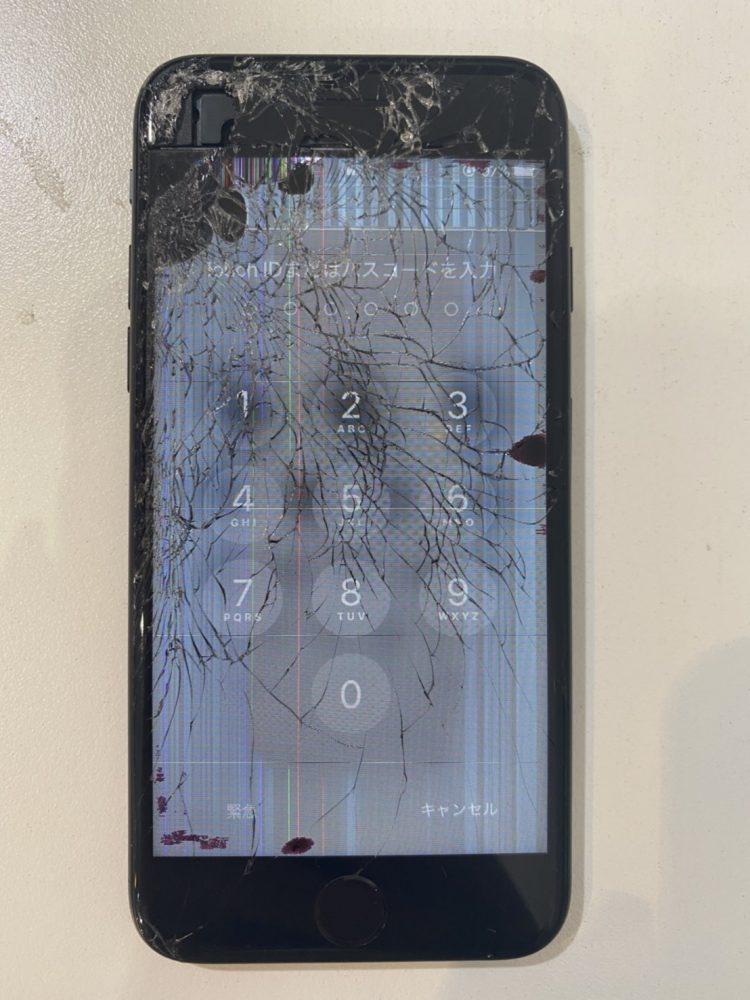 iPhone 7画面修理 宮崎