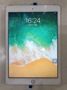 iPad6ガラス交換後