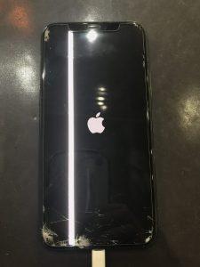 iPhone11Pro液晶修理前
