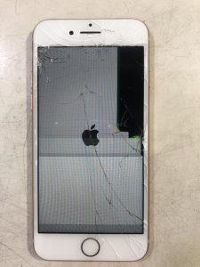 iPhone画面修理 宮崎市