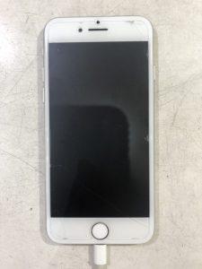iPhone8 電源入らない修理 宮崎市