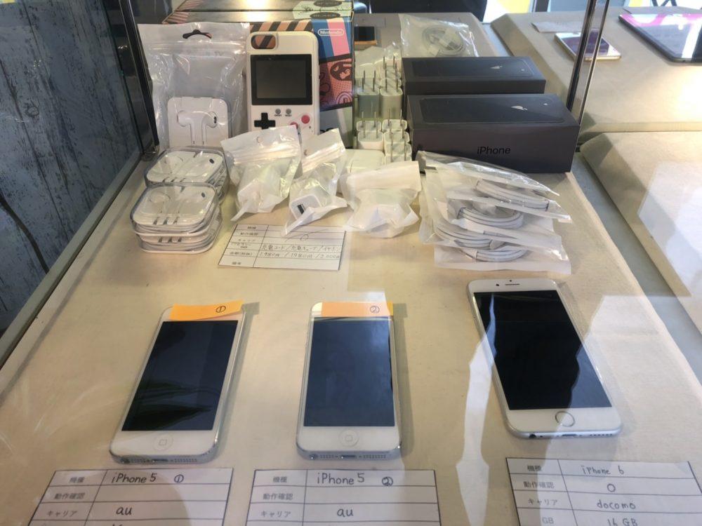 iPhone iPad 中古端末 宮崎市