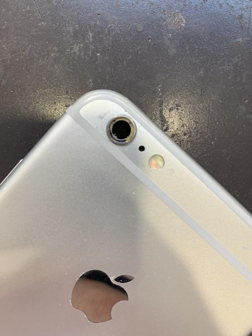 iPhone カメラ修理 宮崎