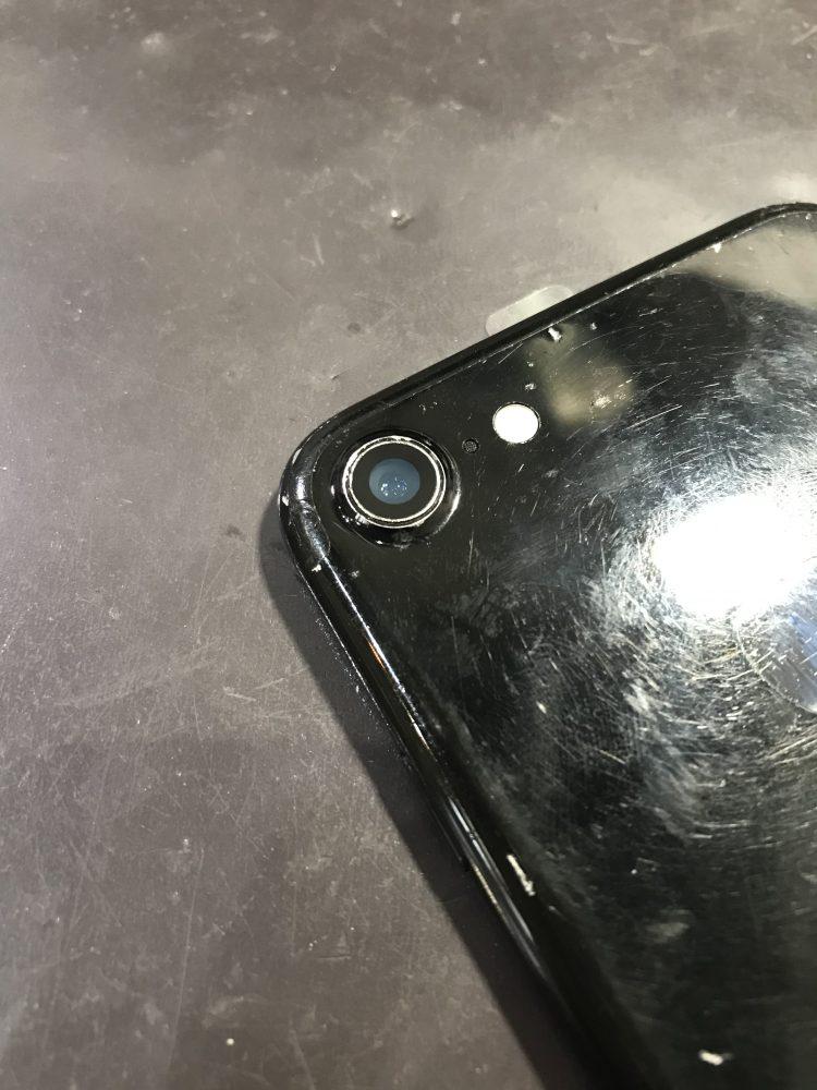 iPhone7カメラ修理