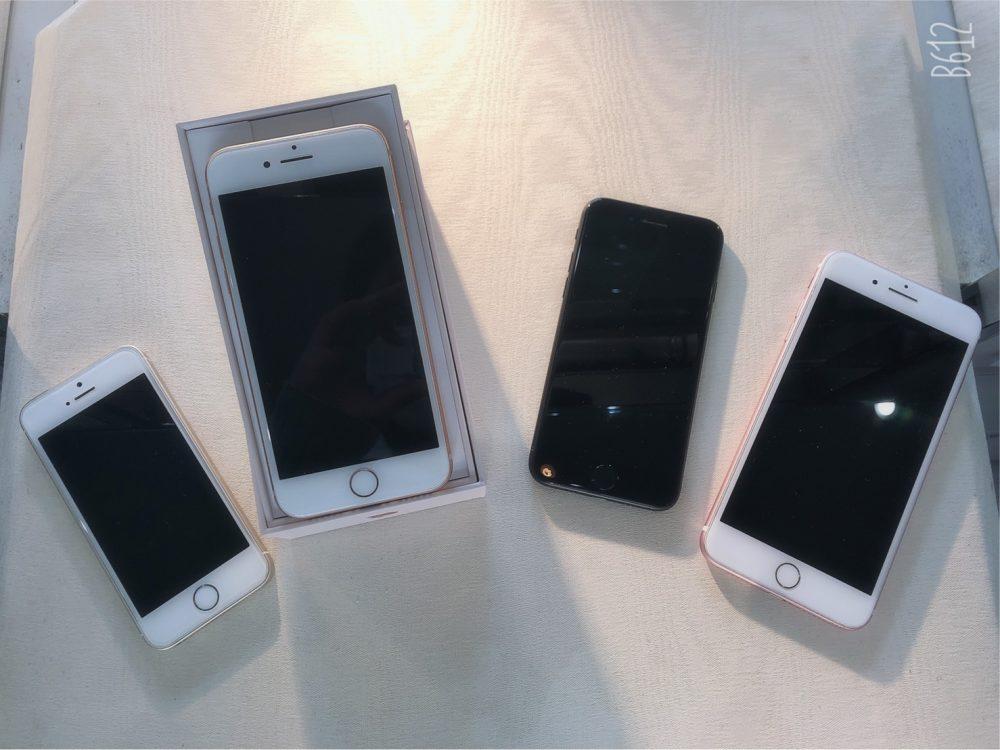 iPhone中古端末