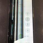 小林市からのご来店!iPhone11ProMaxの液晶に縦線や液漏れ多発(;゚Д゚)
