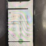 【川南】からご来店、iPhoneXの液晶修理🔨