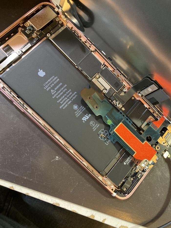 アイホン修理 スマップル